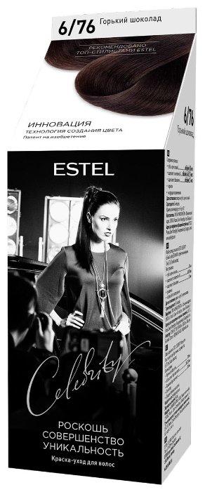 ESTEL Celebrity краска-уход для волос — 25 цветов — купить по выгодной цене на Яндекс.Маркете
