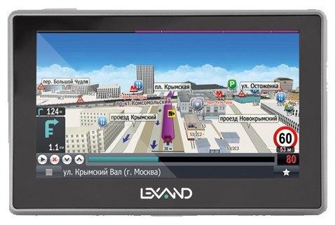 LEXAND Навигатор LEXAND SA5 HD Прогород