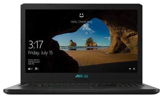 "Ноутбук ASUS X570UD (Intel Core i5 8250U 1600 MHz/15.6""/1920x1080/8GB/1000GB HDD/DVD нет/NVIDIA GeForce GTX 1050/Wi-Fi/Bluetooth/Windows 10 Home)"