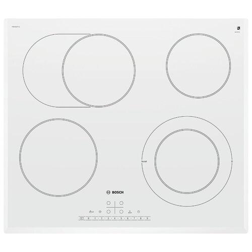 Электрическая варочная панель Bosch PKN652FP1E варочная панель bosch pkn652fp1e электрическая независимая белый