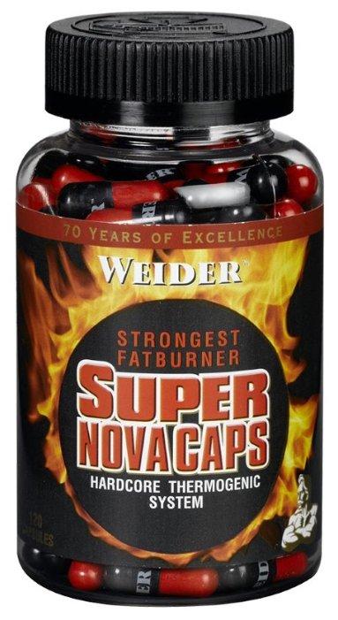 Weider термогеник Super Nova Caps (120 шт.)