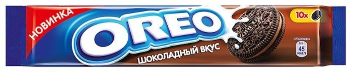Печенье Oreo Шоколадный вкус, 95 г