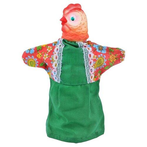 Фото - ОГОНЁК Кукла-перчатка Курица (С-967) кукла огонёк арина с веснушками