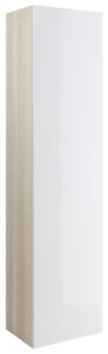 Шкаф-пенал для ванной Cersanit Smart P-SL-SMA/Wh
