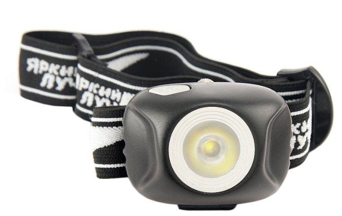 Налобный фонарь Яркий Луч LH-170