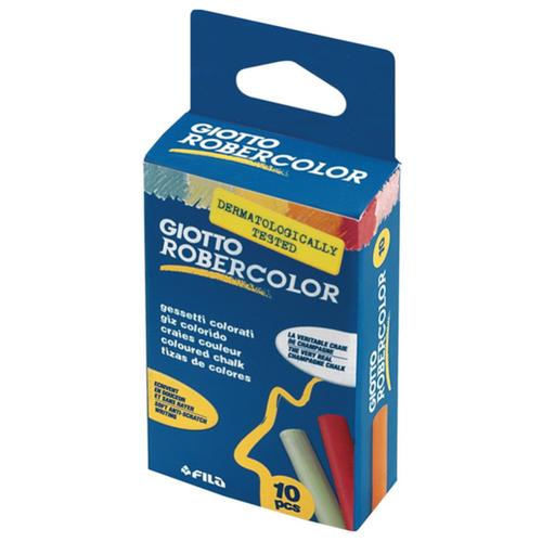GIOTTO Мел цветной Robercolor 10 шт (536900)