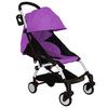 Прогулочная коляска Yoya Baby (175) (бамбук. коврик, подстак., дожд., москит., сумка-чехол, ремешок на руку, бампер регулир., удлин. спал. места тканевый)