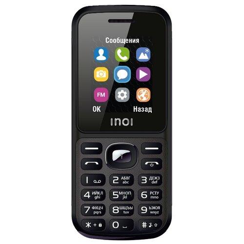 Телефон INOI 105 черный телефон