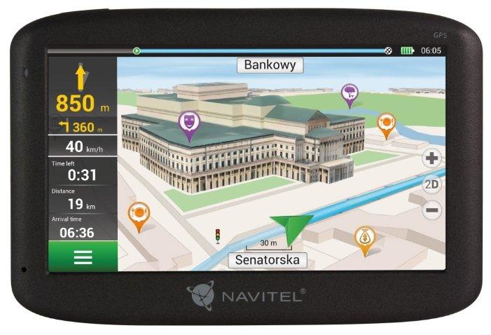 Навигатор NAVITEL MS600