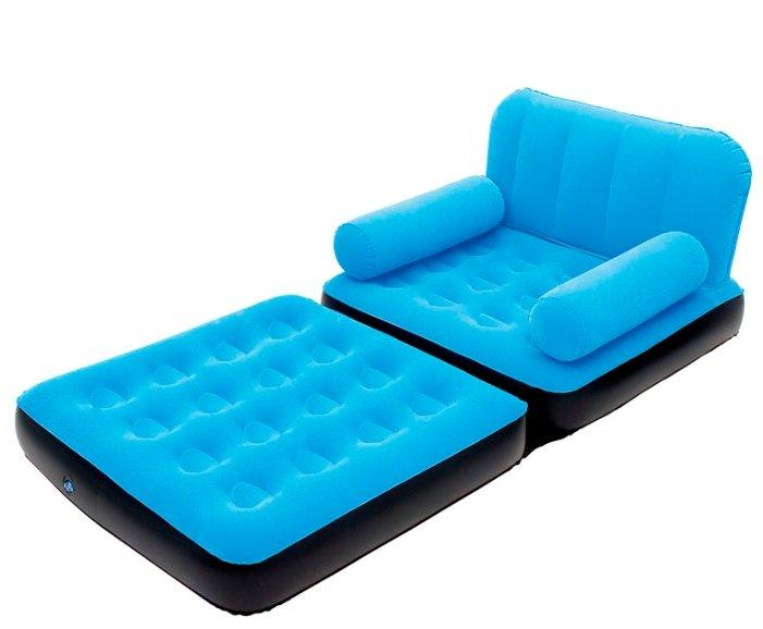 Надувное кресло Bestway Multi-Max Air Couch 67277