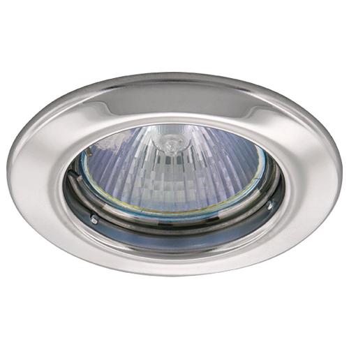 Встраиваемый светильник Lightstar Teso 011074, хром