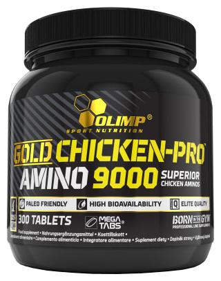 Olimp Gold Chicken Pro Amino 9000 • 300 таблеток
