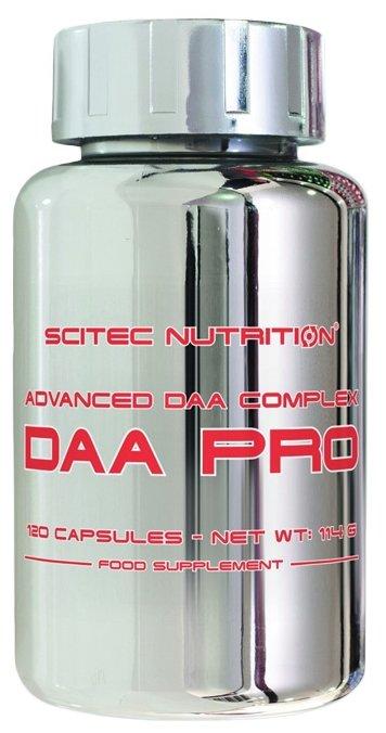 Scitec Nutrition д-аспарагиновая кислота PRO (120 шт.)