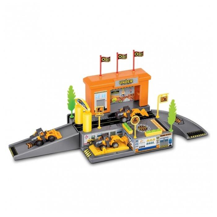 Shantou Gepai Игровой набор Стройплощадка P1206A-1