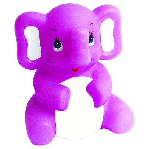 Игрушка для ванной Пома Слоник (3019) фиолетовый игрушка для ванной пома игрушка с пищалкой бычок 1 шт 12 3519