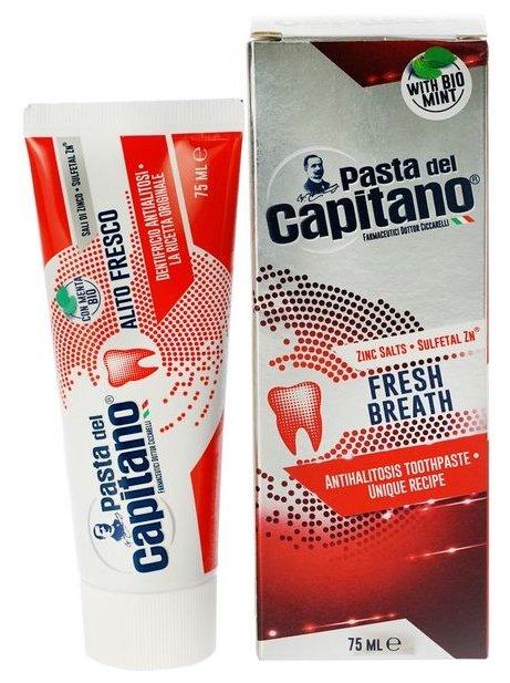 Зубная паста Pasta del Capitano Свежее дыхание