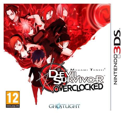 Ghostlight Shin Megami Tensei: Devil Survivor Overclocked