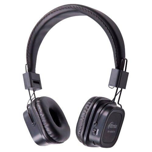 Купить Наушники Ritmix RH-480BTH black