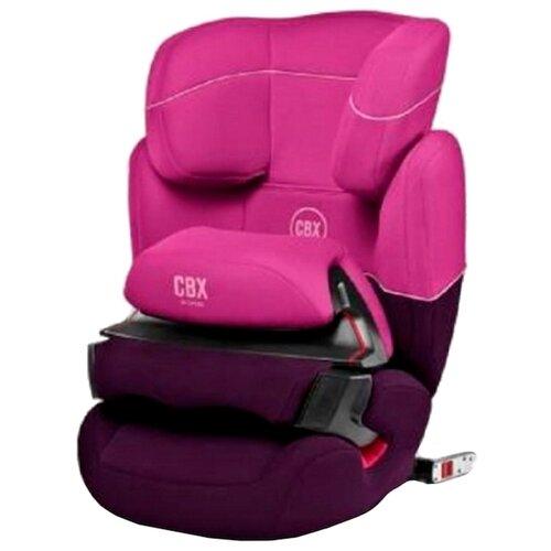 Автокресло группа 1/2/3 (9-36 кг) CBX by Cybex Isis Fix (Aura Fix), Purple rain автокресло группа 1 2 3 9 36 кг little car ally с перфорацией черный