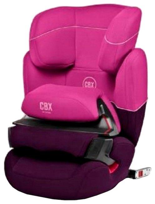 Автокресло группа 1/2/3 (9-36 кг) CBX by Cybex Isis Fix (Aura Fix)
