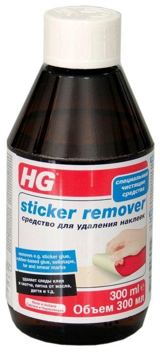 HG Средство для удаления наклеек