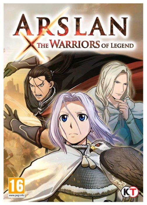 KOEI TECMO GAMES Arslan: The Warriors of Legend