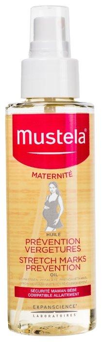 Mustela Масло для профилактики растяжек