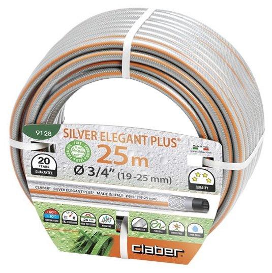 Шланг Claber Silver Elegant Plus 3/4