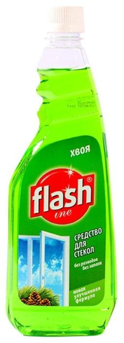Жидкость Flashine Хвоя для стекол (сменная бутылка)
