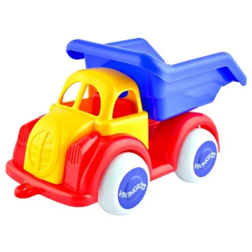 Купить Грузовик Viking Toys Jumbo (1210) 28 см, Машинки и техника
