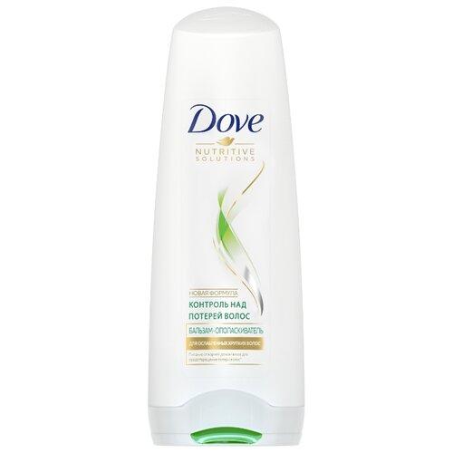 Dove бальзам-ополаскиватель Nutritive Solutions Контроль над потерей волос с технологией Trichazole Actives, 200 мл