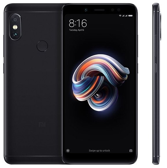 Xiaomi Смартфон Xiaomi Redmi Note 5 4/64GB