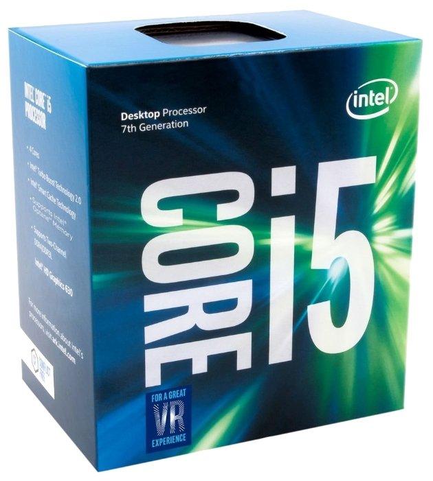 Intel Core i5 Kaby Lake