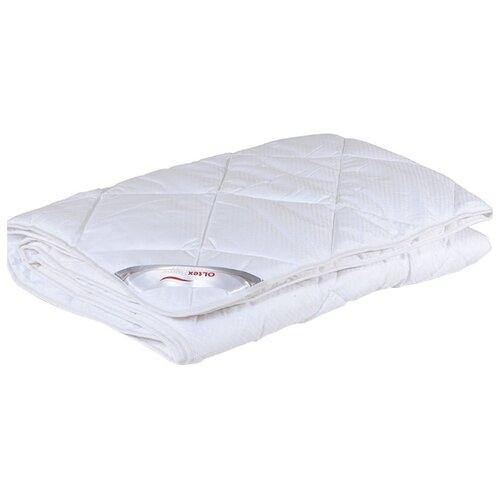 Одеяло OLTEX Богема легкое, 172 х 205 см (белый) одеяло belashoff белое золото стеганое легкое цвет белый 140 х 205 см