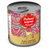Корм для собак Родные корма (0.24 кг) 1 шт. Нежные консервы для взрослых собак Рубец говяжий