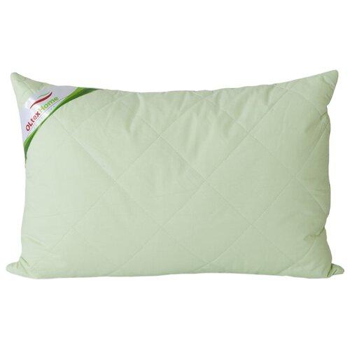 Подушка OLTEX бамбук, стеганый чехол (ОБТ-46-30) 40 х 60 см фисташковый подушка oltex miotex бамбук