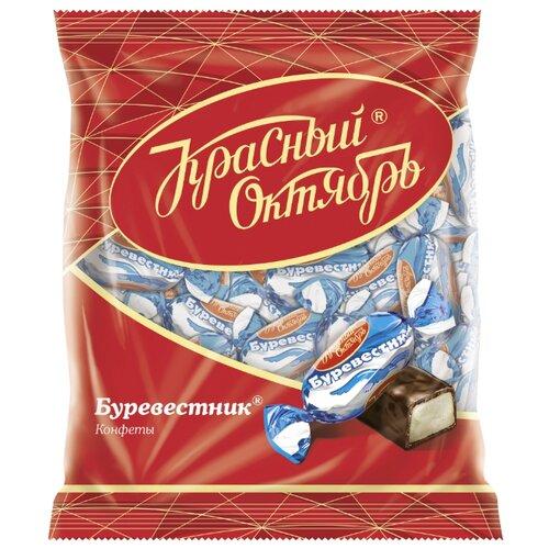 Конфеты Красный Октябрь Буревестник, пакет 250 г конфеты красный октябрь маска пакет 500 г