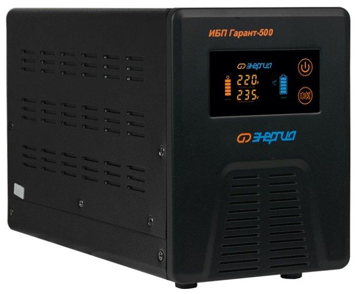 Интерактивный ИБП Энергия Гарант 500