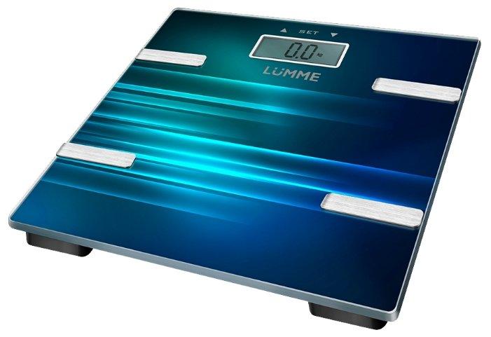 Весы Lumme LU-1331 indigo