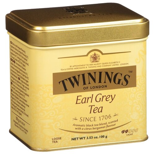 Фото - Чай черный Twinings Earl grey, 100 г чай черный twinings earl grey 100 г