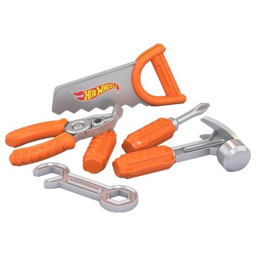 Купить Нордпласт Набор инструментов ХОТ ВИЛС 541, Детские наборы инструментов