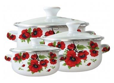 Посуда кухонная в наборе Zeidan Z-80610-03