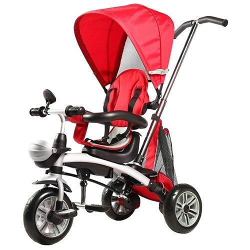 Купить Трехколесный велосипед Pit stop MT-BCL0815009 красный, Трехколесные велосипеды