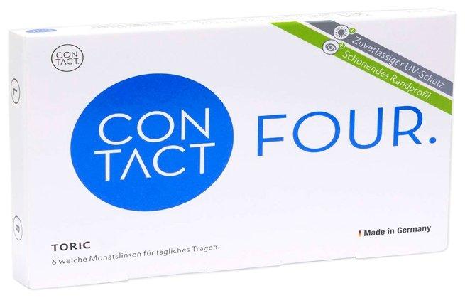 CONTACT Four Toric (6 линз)