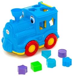 Сортер Orion Toys Паровозик Кукушка