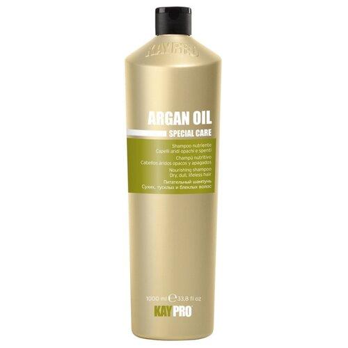 KayPro шампунь Argan Oil питательный для сухих, тусклых и блеклых волос 1000 мл краска для волос kaypro kaypro ka037lwbolx4
