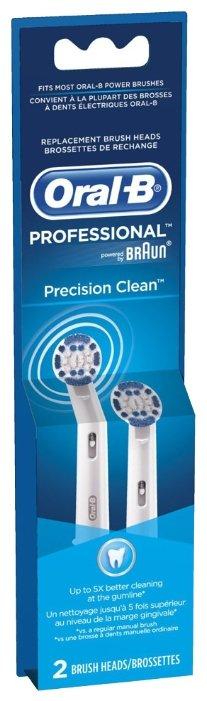 Насадка Oral-B Precision Clean