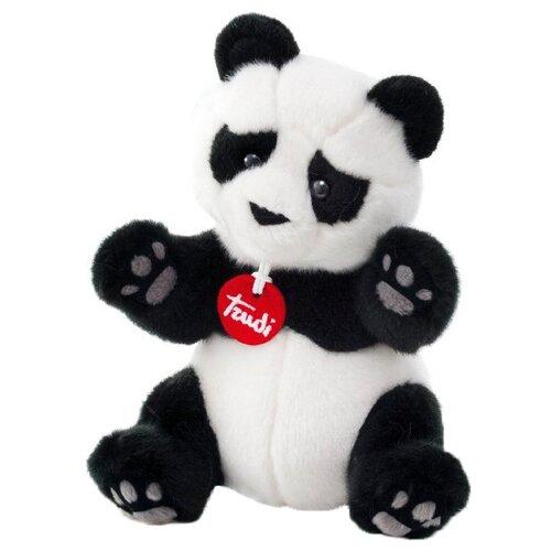 Купить Мягкая игрушка Trudi Панда Кевин сидящая 24 см, Мягкие игрушки