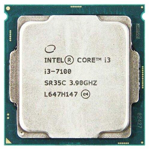 Процессор Intel Core i3-7100 OEM процессор intel core i3 8350k oem