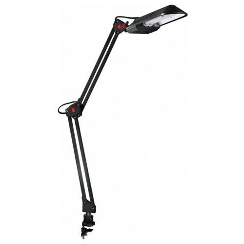 Настольная лампа на струбцине Camelion Light Solution KD-017C C02, 11 Вт настольная лампа camelion kd 825 c02